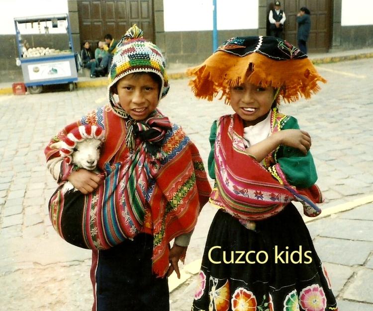 Cuzco Kids