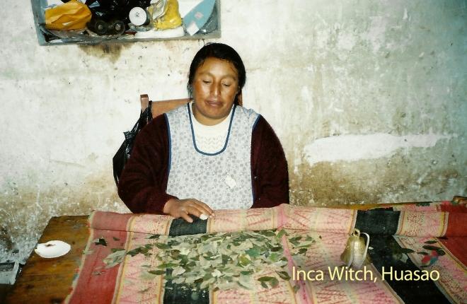 Inca witch