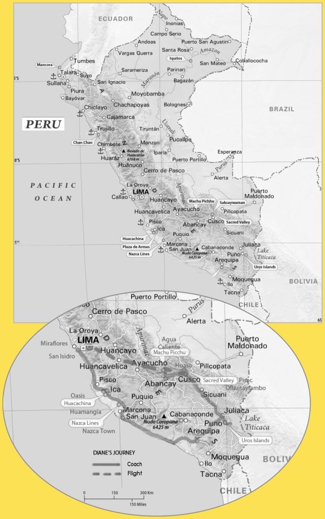 Junkie Buddha_Map