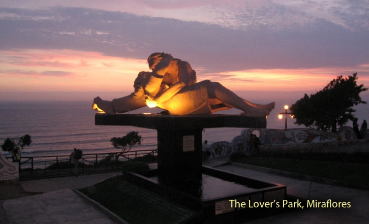 lovers park Miraflores