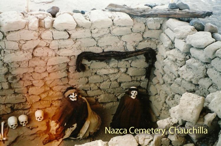 Nazca Chauchilla graveyard