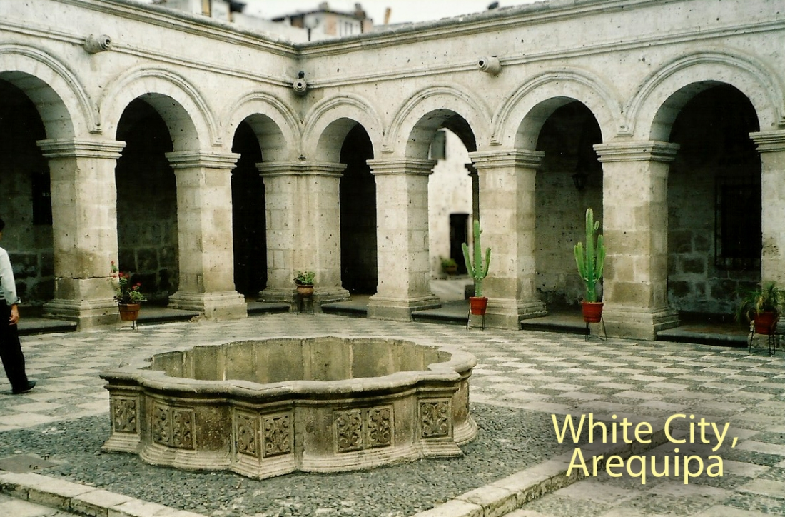 White City Arequipa